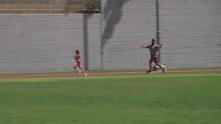 מרתוניסטית בת 8.5: נופר מתכוננת למרוץ של 21 ק