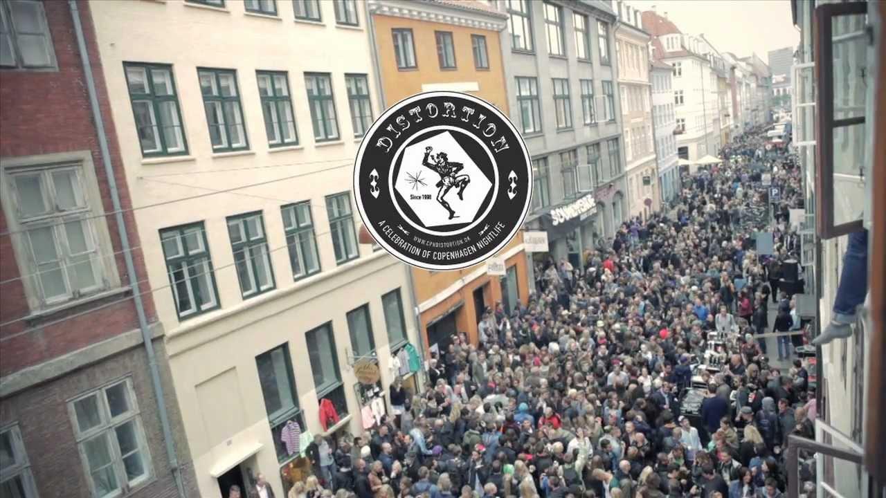 københavn distortion
