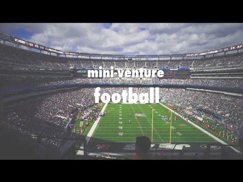 "Mini-Venture: ""First Football Game!"""