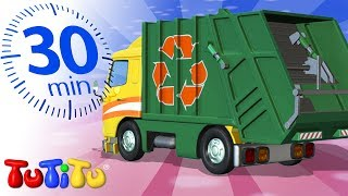 Toys on Wheels | Garbage Truck | TuTiTu Specials | 30 Minutes Special