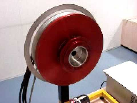 the solar car racing motor of mitsuba m2096 2009 ver vedeo