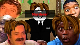 Murder Mystery 2 FUNNIEST Moments (MEMES)