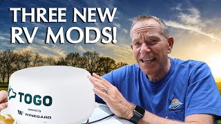 3 New RV Mods! Is This The Best RV Internet Package?