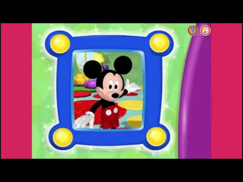 mickey mouse and friends games mystery picture count up online game clubhouse games