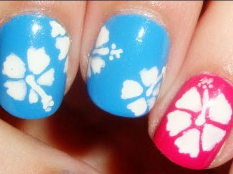 spring break inspired hawaiian