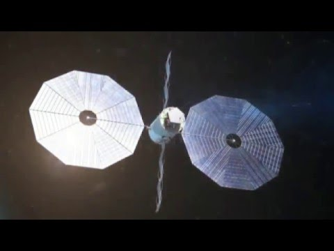 Solar Electric Propulsion Update - April 2016