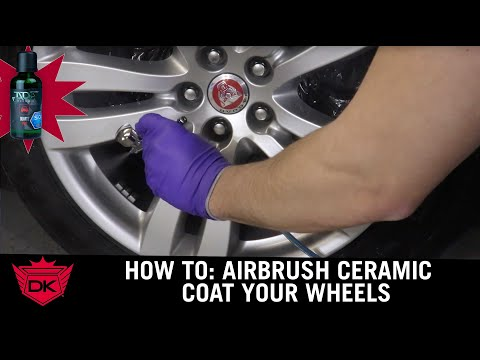how-to-ceramic-coat-your-wheels- -diy- -airbrush-ceramic-coating- 