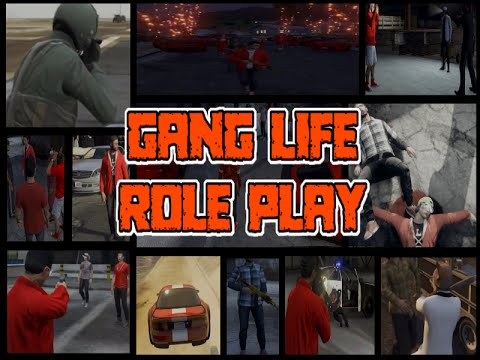 how to start a gang in gta 5