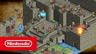 Mercenaries Saga Chronicles - Launch Trailer (Nintendo Switch)