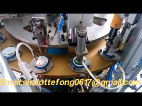 fully automatic LED bulb lamp assembly line&led bulb assembly line