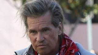 Actor Val Kilmer padece de cancer! Afirma Michael Douglas