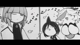 Wadanohara And The Great Blue Sea   Manga Reading And Voice Acting Chapter 4-6  