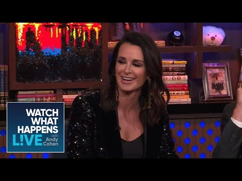 Kyle Richards' Crazy Night With Kris Jenner  RHOBH  WWHL