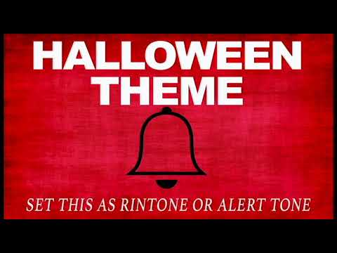 latest iphone ringtone halloween theme ringtone