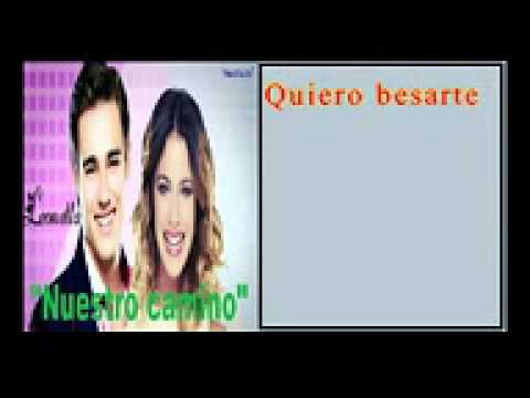Violetta 2 - Cancion &'Nuestro Camino&' (Letra).3gp Travel Video