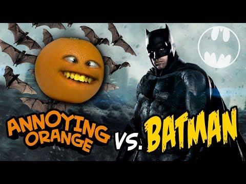 Annoying Orange vs Batman