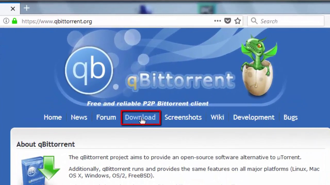 How to Install qBittorrent v4 0 1 (64-bit)