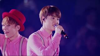 EXO - Christmas Day + 첫 눈 (The First Snow) + 12월의 기적 (Miracles in December) @The EXO'luXion in Seoul