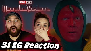 "WandaVision Episode 6 ""All-New Halloween Spooktacular! "" Reaction & Review!"