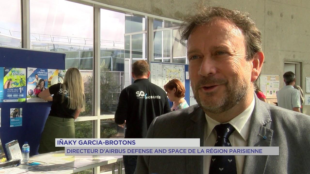 Semaine de la mobilité : des forums dans les entreprises Yvelinoises