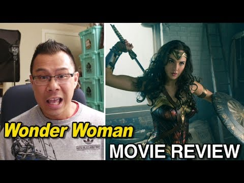 Wonder Woman (2017 film) movie review by Ragin Ronin