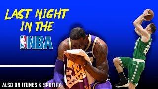 Celtics vs Kings and Lakers vs Nuggets   Pod  