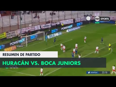 Resumen de Huracán vs Boca Juniors (0-0) | Fecha 3 - Superliga Argentina 2018/2019