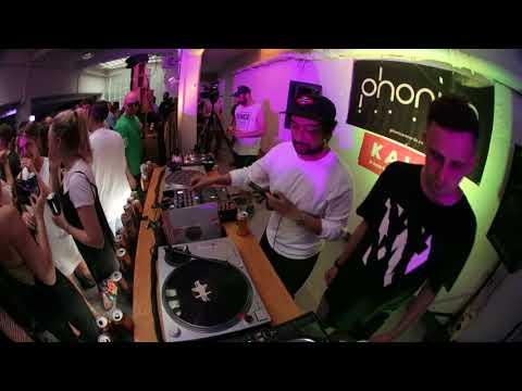 Lone B2B Gabriola Live at Phonica Records