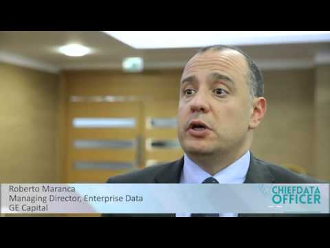 Roberto Maranca, Managing Director, Enterprise Data, GE Capital - Summary