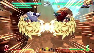 Dragon Ball Fighterz #3 Replays