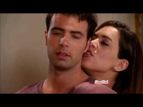 Bianca seduce a  Bruno - Pasion Prohibida capitulo 66 (Jencarlos Canela y Monica Spear)