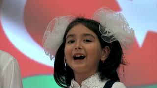 Школа 843 Нарисуй. Азербайджан.