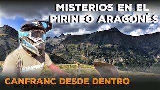 Visito la estación de Canfranc desde dentro / Pirineo Aragonés en moto / VLOG 159 (S16/E07)
