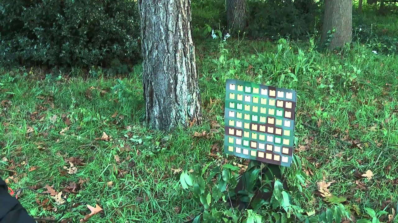 Optical camouflage technology