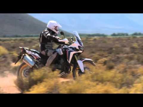 RST Adventure & Honda CRF 1000L Africa Twin