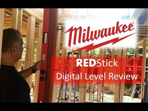 First Look: Milwaukee Digital Level Review