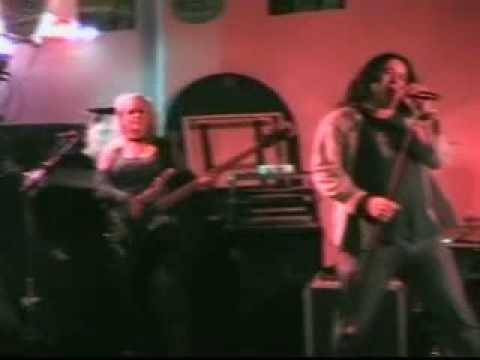 """BRAINSTORM w/Freddy Krumins """"PLUSH & VERTIGO""""  Live!"""