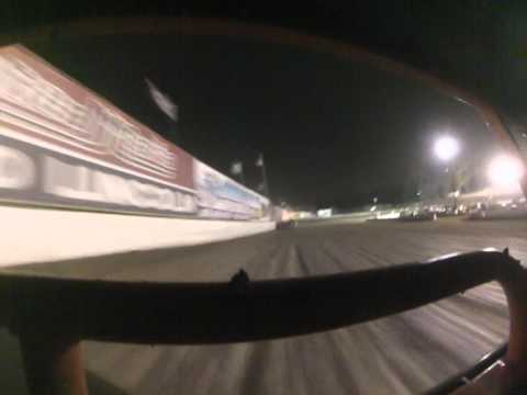 Santa Maria Speedway Joey Claborn IMCA West Coast Super Stock #88C Main View #1 Part #2 8/3/13