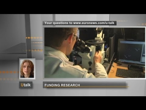euronews U talk - Does the EU fund individual reasearch proj