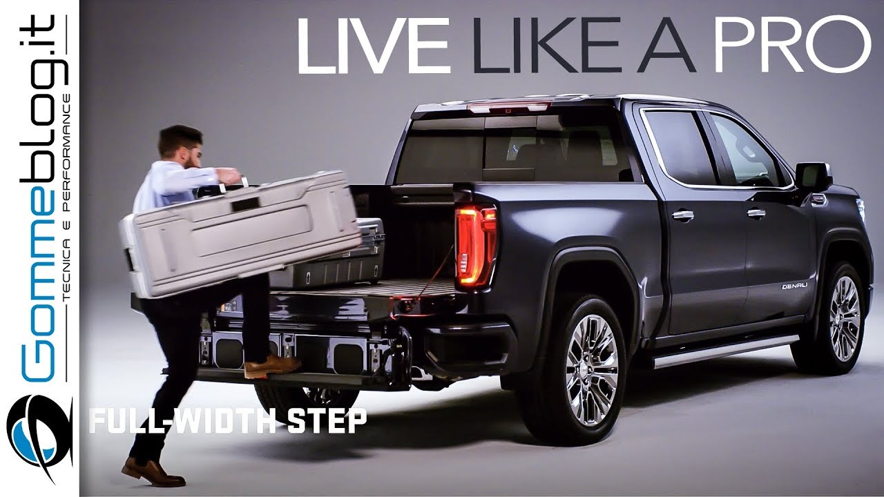 2019 GMC Sierra – BETTER Than Ford F-150 ? - LIVE Like a PROFESSIONAL - YouTube