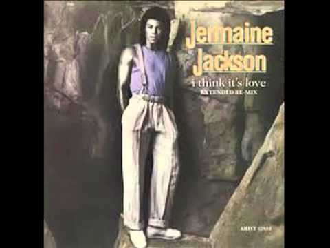 JERMAINE JACKSON~VOICES IN THE DARK