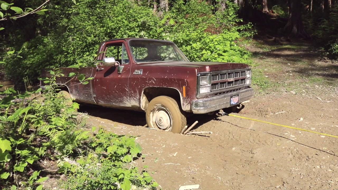 4x4ing at Chehalis Lake, British Columbia - YouTube