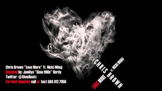 Скачать Chris Brown Love More Remixed By ShaeBeatz
