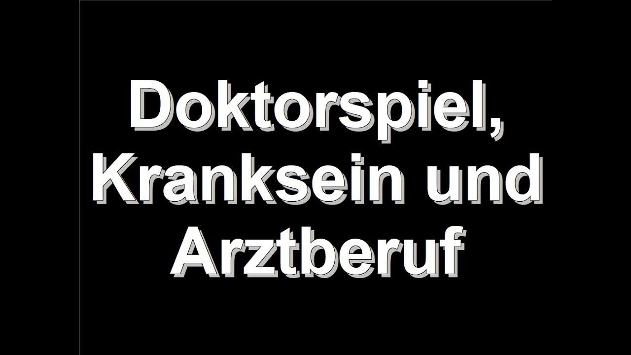 Ernst Simmel – Doktorspiel, Kranksein und Arztberuf (1926)