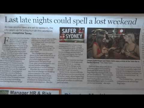Sydney Morning Herald Last Broadsheet