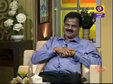 Hampi Kannada University VC Prof S C Ramesh in Shubhodaya Karnataka | 11-04-2019 | DD Chandana