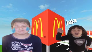 ROBLOX I TROLLEA and my sister is C * LAUGHTER GA / BykacoYT / roblox