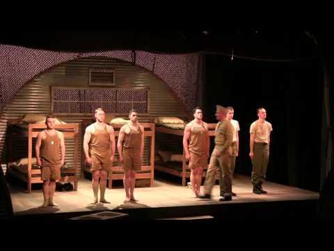 Biloxi Blues now open at Ivoryton Playhouse
