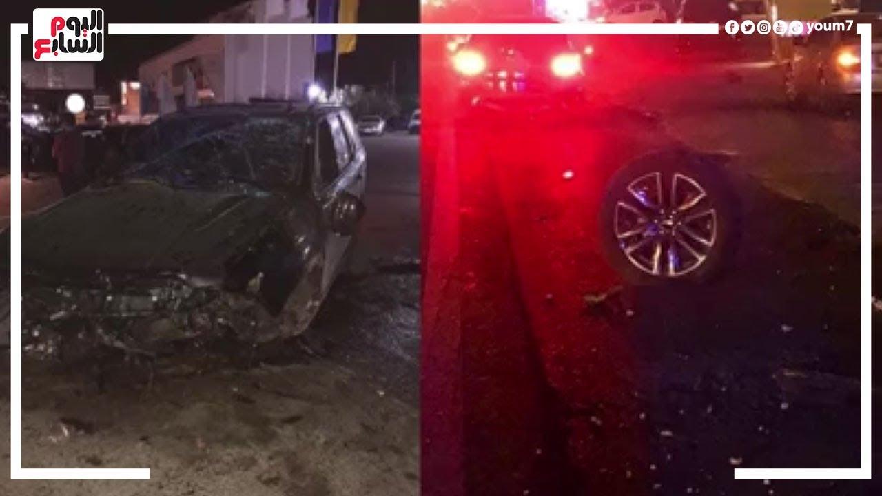 التفاصيل الكاملة لحادث الفنان وائل كفوري المروع.. السيارة محطمة بالكامل  - نشر قبل 15 ساعة