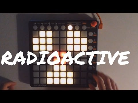 Imagine Dragons - Radioactive Synchronice Remix  Launchpad Cover